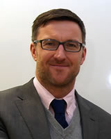 Mr Newport, Headteacher of MBMS